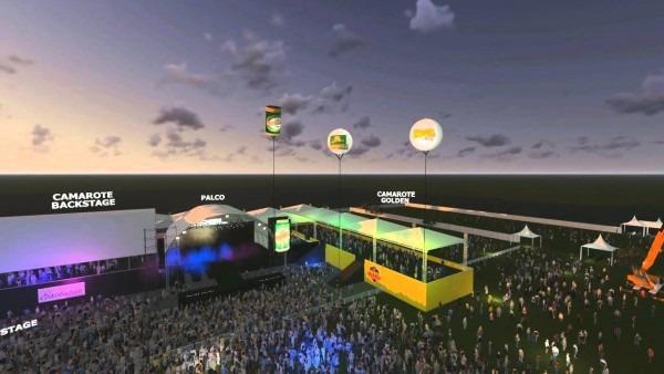 Ribeirão country fest terá cinco diferentes espaços para curtir o