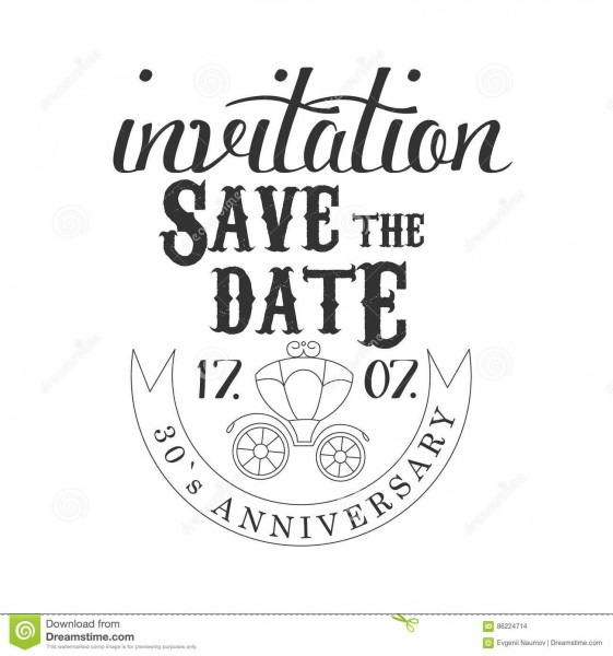 Molde preto e branco do projeto de cartão do convite da festa de