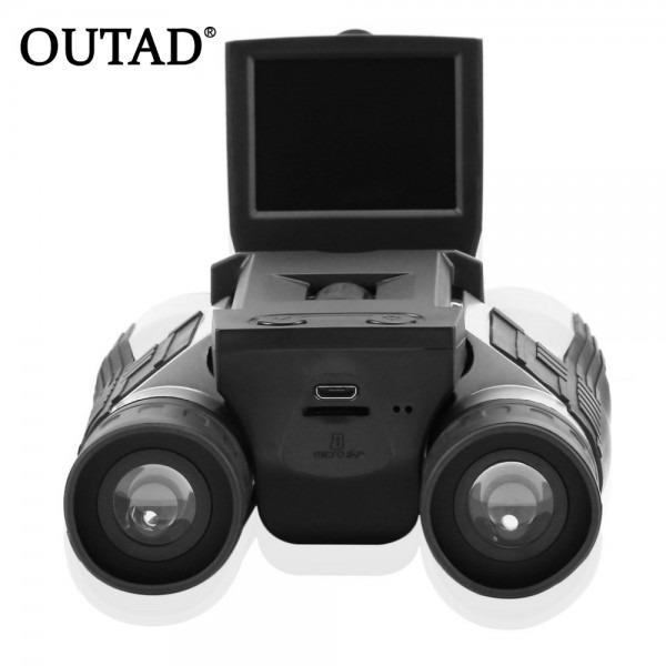 Outad full hd 1080p digital camera 2 0 lcd 12x32 hd black