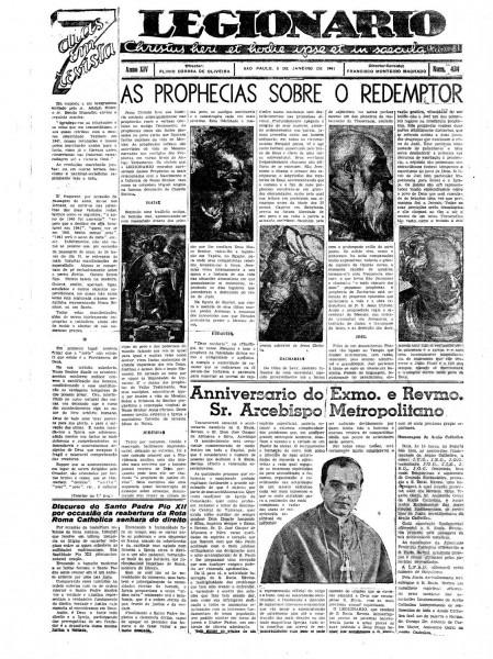 Legionário 1941, números 434 a 485 by nestor