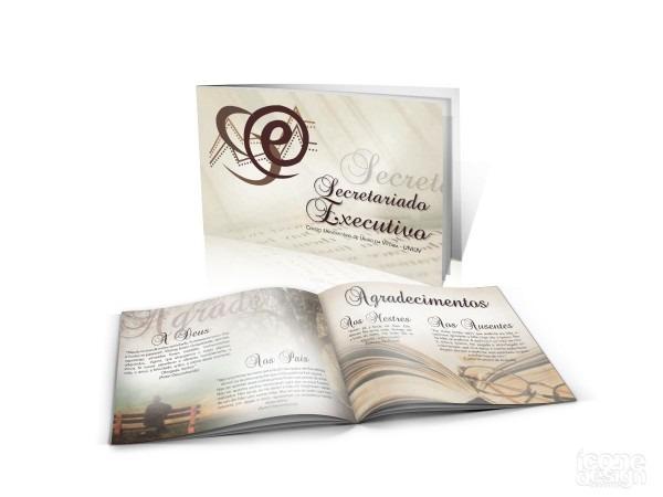 Convite de secretariado executivo 002